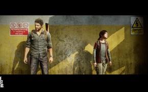 Picture The Last of Us, Joel, Ellie