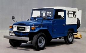 Picture Auto, Blue, Japan, Wallpaper, Japan, Toyota, Car, Auto, Wallpapers, Land, Toyota, JDM, Cruiser, Cruiser, Lend