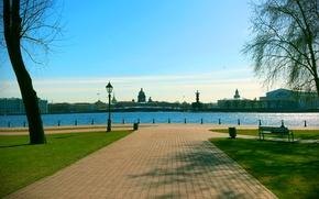 Picture the sun, Saint Petersburg, Peter and Paul fortress, Saint-Petersburg, Neva