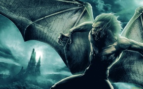 Picture Vampire, Van Helsing, Dracula