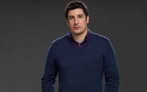 Picture portrait, Jason Biggs, actor