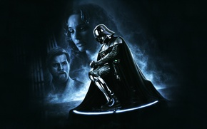 Picture star wars, darth vader, pearls