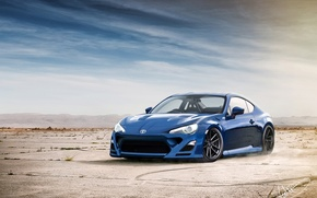 Picture The sky, Sport, Desert, Toyota, Car, Toyota, GT86