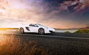 Picture McLaren, supercar, MP4-12C, McLaren, Spider