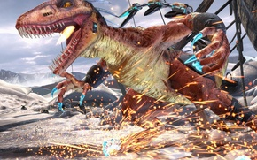 Picture Microsoft, fire, flame, game, fighter, armor, fight, animal, powerful, strong, sugoi, subarashii, muscular, dangerous, spark, …