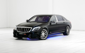 Picture Mercedes-Benz, Brabus, Maybach, Mercedes, BRABUS, S-Class, X222, 2015, Rocket 900, miah