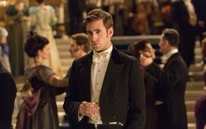 Picture actor, the series, men, character, tuxedo, Dracula, Dracula, NBC, TV show, Jonathan Harker, Oliver Jackson-Cohen