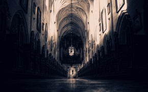 Picture background, Wallpaper, wall, pictures, architecture, the room, wallpapers, gloom