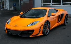 Picture McLaren, Orange, Sport, 220, High