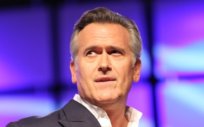 Picture face, actor, Bruce Campbell, Bruce Campbell