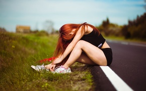 Picture Girl, Sexy, Spain, Road, Lady, Fashion, Lovely, Dela, Popular