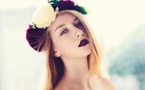 Picture style, Model, Christina Burunov