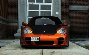 Picture Porsche, Porsche, GT3, front, 991