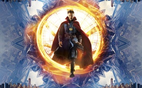 Picture City, Light, Action, Fantasy, year, Magic, Boy, Benedict Cumberbatch, River, EXCLUSIVE, MARVEL, Walt Disney Pictures, …