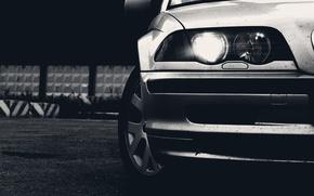 Picture BMW, BMW, car, 320i