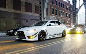 Picture Mitsubishi, Lancer, Evolution