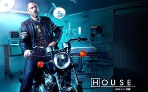 Wallpaper Motorcycle, Dr., bike, hospital, House