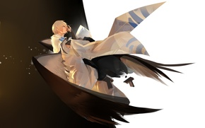 Picture anime, art, guy, onmyouji, by tengu
