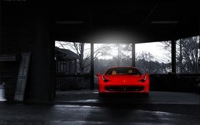 Picture Ferrari, 458, Italia