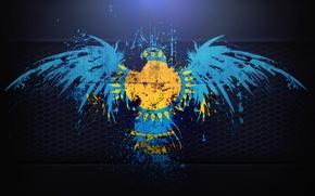 Picture #Kazakhstan, #Kazakhstan, #Flag