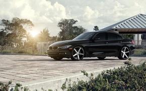 Picture light, BMW, Blik, a three-pointer, BMW 3 Series