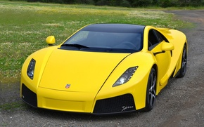 Picture GTA, Spano, (2014), Yelow