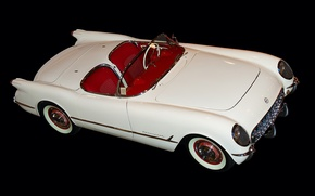 Picture retro, Chevrolet, convertible, car