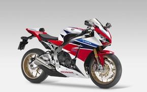Picture motorcycle, bike, honda cbr 1000rr
