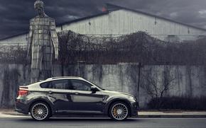 Picture tuning, BMW, BMW, tuning, E72, Hamann, HAMANN