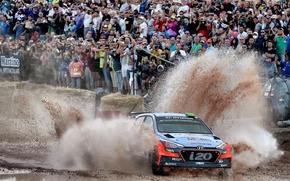 Picture Squirt, Hyundai, WRC, Rally, i20
