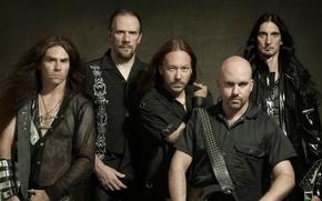 Picture metal, power, heavy, Hammerfall, Hammerfall