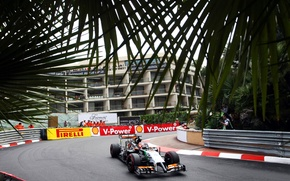 Picture Palma, race, formula 1, Monaco, Motorsport, marshals