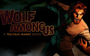 Picture wolf, the wolf among us, amog