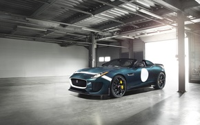 Picture Jaguar, F-Type, Project 7, 2015