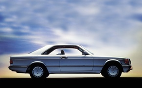 Picture mercedes-benz, coupe, C126