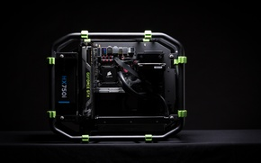 Picture Nvidia, GeForce, Hi-Tech, GTX 980, Personal Computer, Graphics card