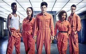Picture the series, Season 3, Joseph Gilgan, Nathan Stewart-Jarrett, Anthony Thomas, Lauren Socha, Scum, Ivan Reon, …