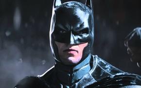 Picture Batman, Batman, Arkham Origins