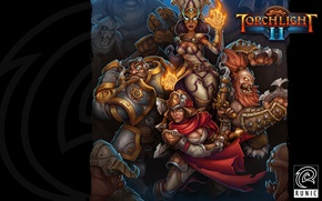 Picture Torchlight 2, RPG, Runic games, hack & slash