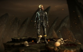 Picture Mortal Kombat, mortal Kombat 10, Cassie cage