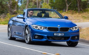 Picture BMW, Cabrio, 435i