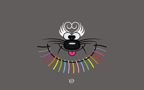 Picture vector, colorful, fresh, digital, design, color, cool, pictures, portrait, images, radic, zelko, bfvrp