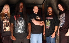 Picture United States, Brutal Death Metal, Suffocation