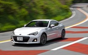 Picture Subaru, Japan, Machine, Speed, Trek, Desktop, Japan, Car, Car, Beautiful, Speed, Subaru, Wallpapers, QUICK, BRZ, …