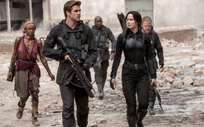 Picture Jennifer Lawrence, Katniss, The Hunger Games:Mockingjay, Liam Hemsworth, The hunger games:mockingjay, Gale Hawthorne