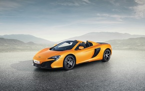 Picture McLaren, Spyder, 650S