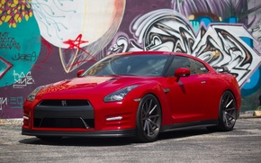 Picture GTR, Nissan, Forged, Vossen, VPS-310