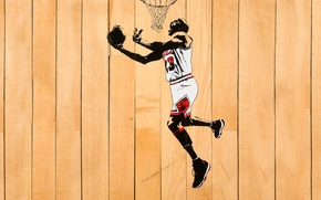 Wallpaper NBA, Board, Michael Jordan, Basketball, Chicago Bulls, White, Michael Jordan, Ring, The ball