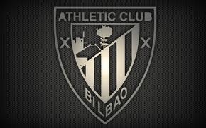 Picture wallpaper, sport, logo, football, Bilbao, Athletic Club