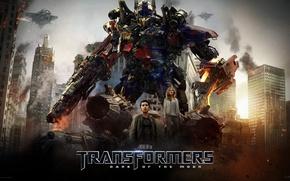 Picture transformers, movie, dark of the moon, transformers, Shia La bouff, Megatron